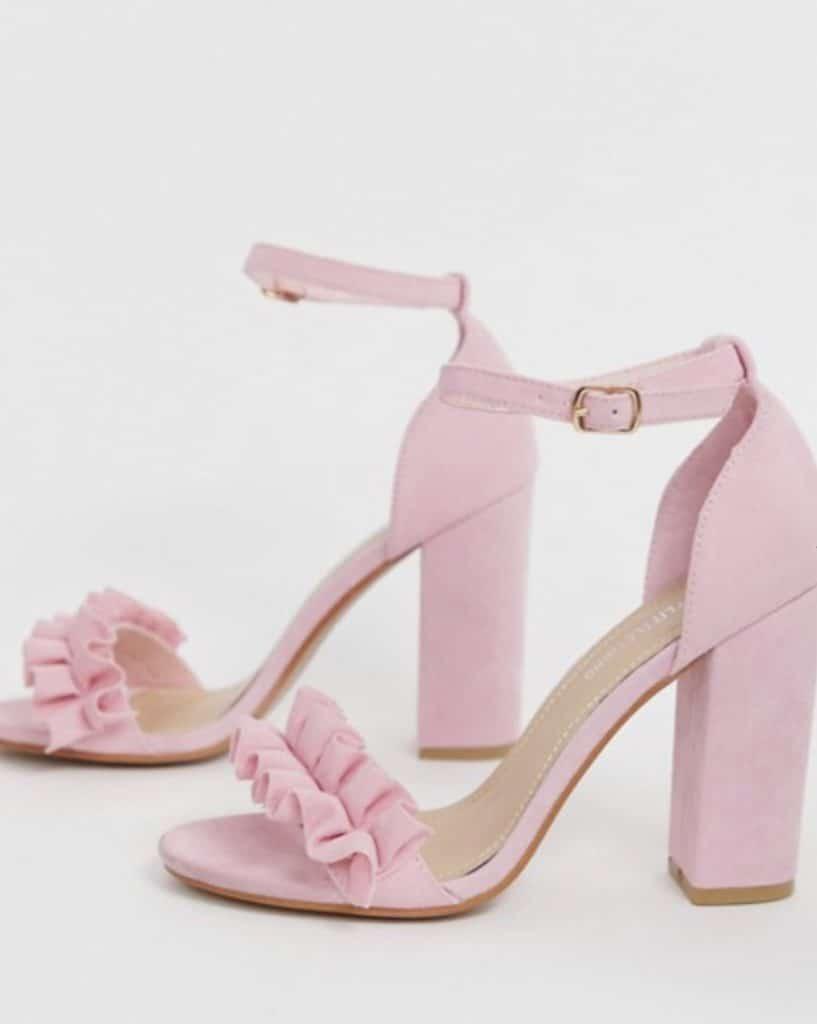 Cómo elegir mi zapato de invitada de boda