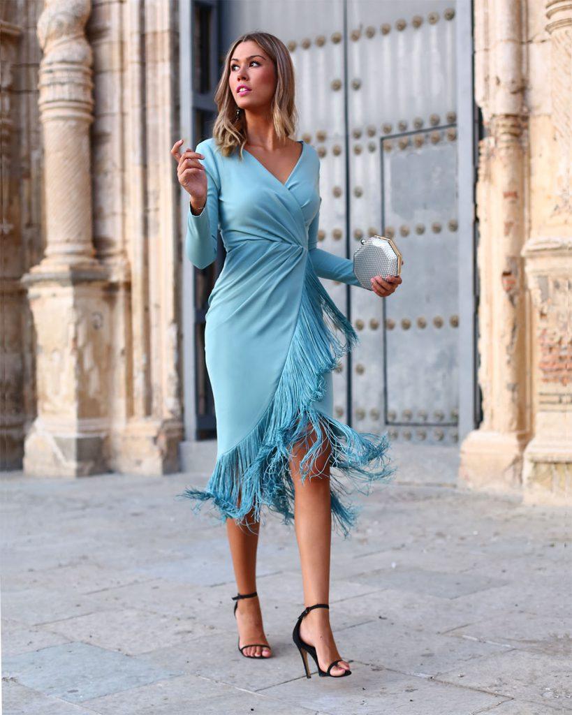 Marcas vestido de fiesta