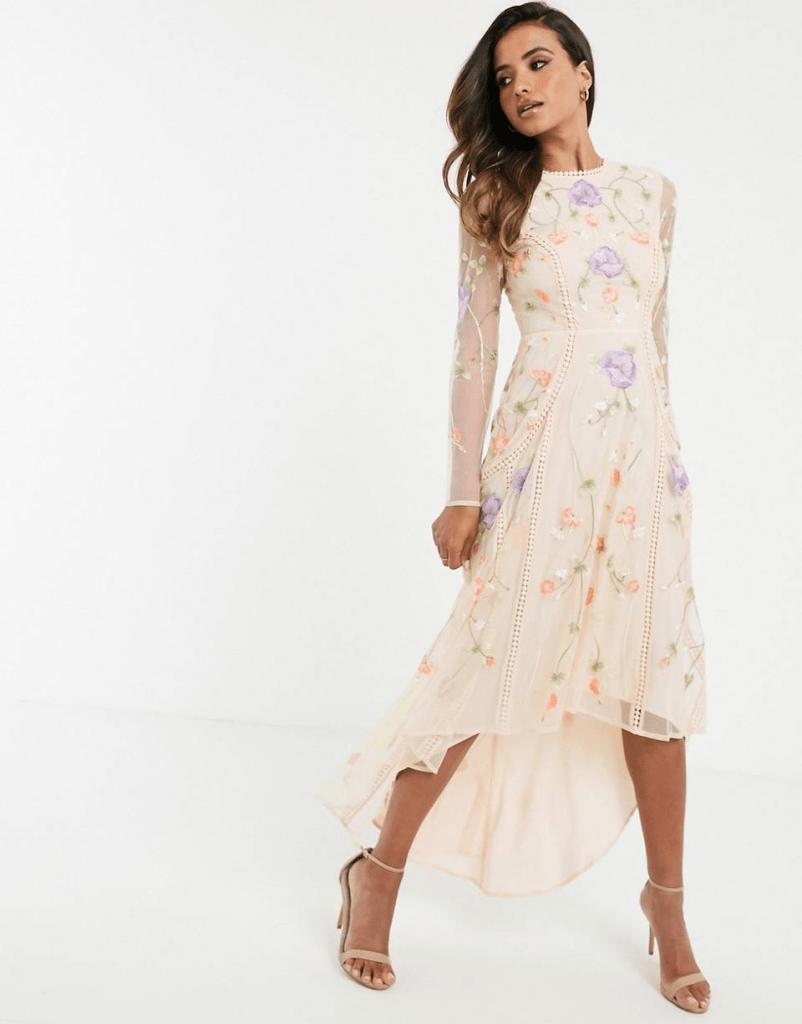 Cómo ir vestida a una boda de día
