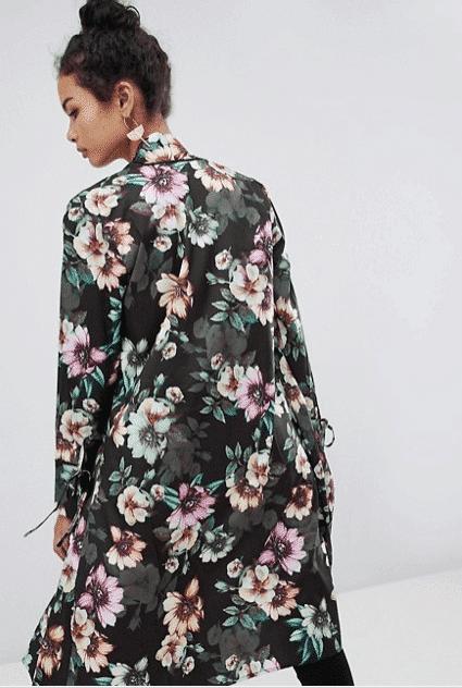 Kimonos para invitadas de boda