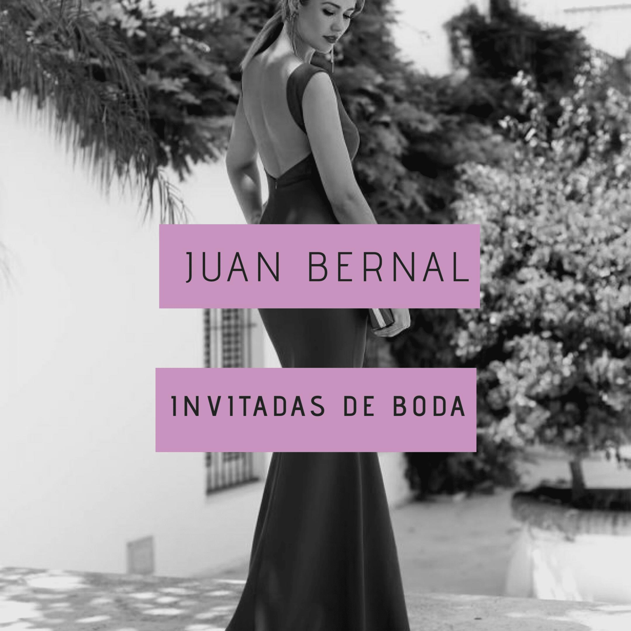Juan Bernal – marca española  low cost para invitadas de boda-
