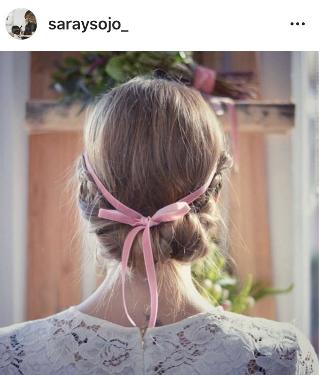 Peinados sencillos para fin de año