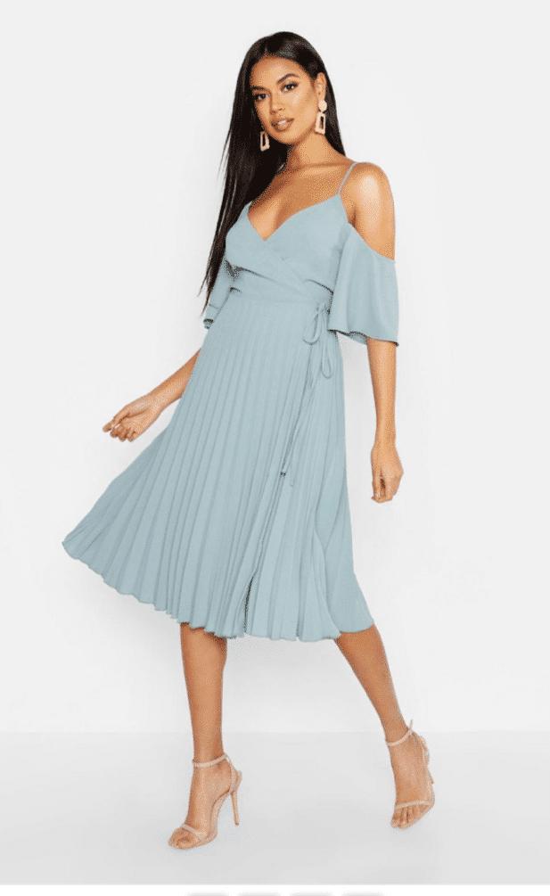 15 vestidos low cost para invitadas de boda – Boohoo 11