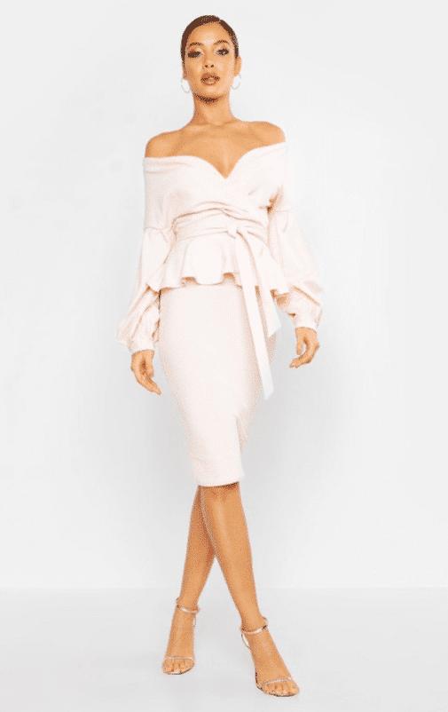 15 vestidos low cost para invitadas de boda – Boohoo 2