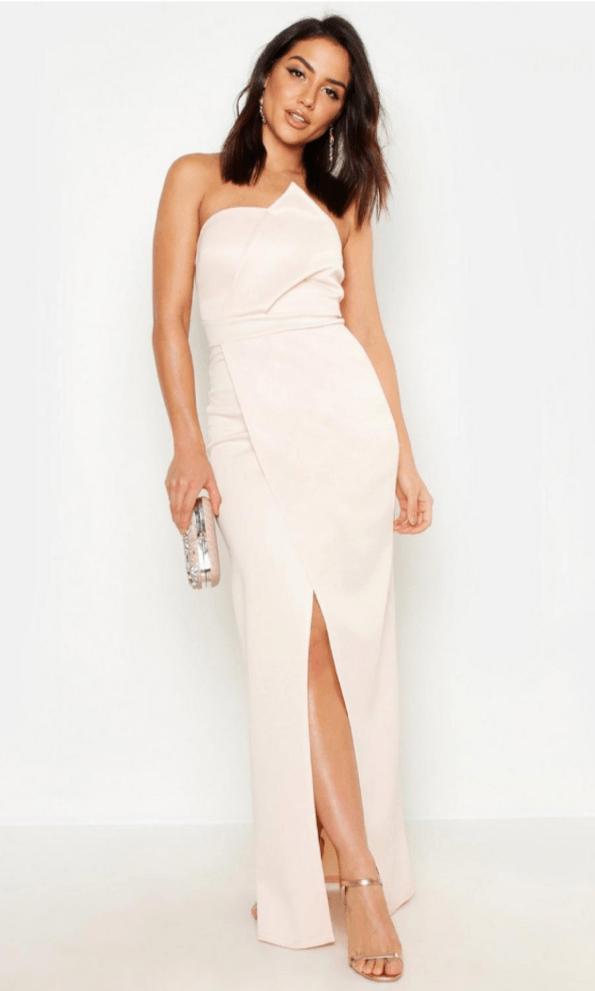 15 vestidos low cost para invitadas de boda – Boohoo