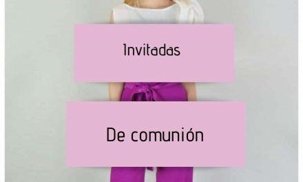 Cómo vestir en una comunión- look de invitada