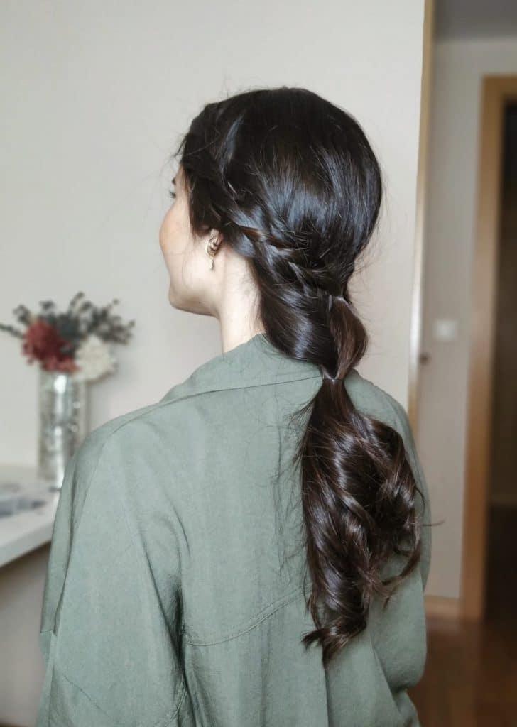Tutorial peinado invitada de boda