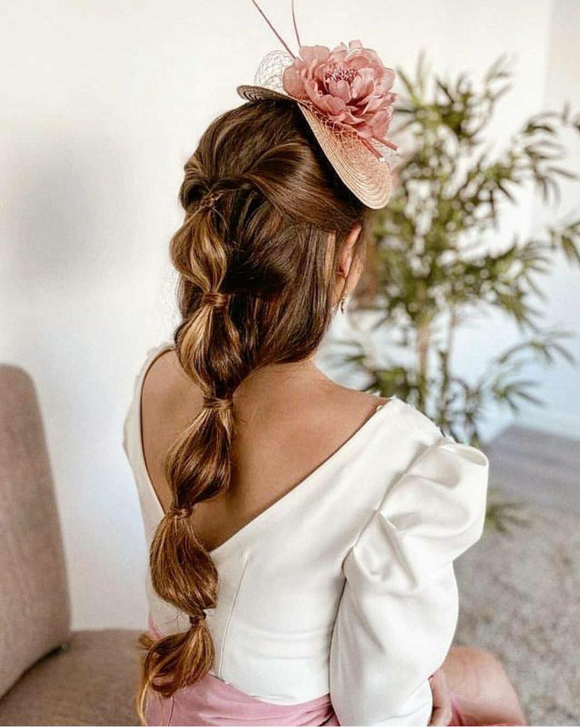 Explicación peinados invitada boda Fotos de tutoriales de color de pelo - Peinados para bodas de día - Invitadas de boda - Invitadas ...