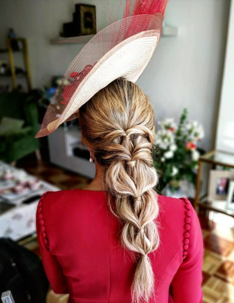 Peinados para bodas de día