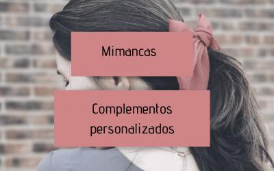 Mimancas – complementos personalizados para invitadas De boda