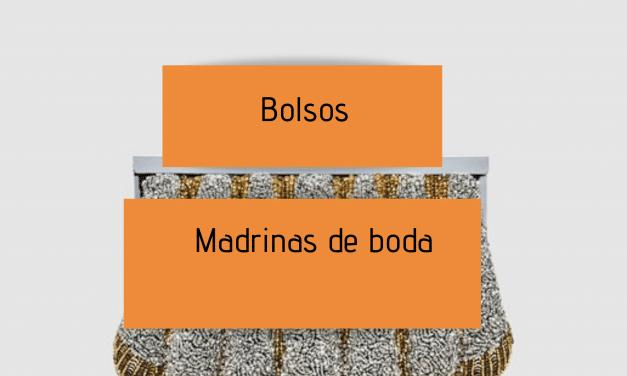 bolsos para madrina de boda