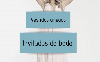 Vestidos griegos para invitadas de boda