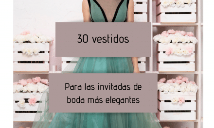 30 vestidos para las invitadas de boda más elegantes