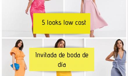 5 looks low cost para invitadas de boda de día
