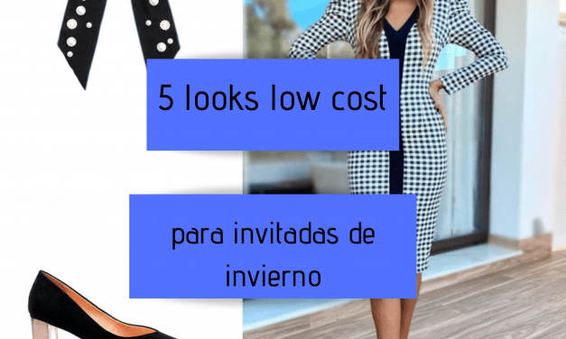 5 looks low cost para invitadas de invierno